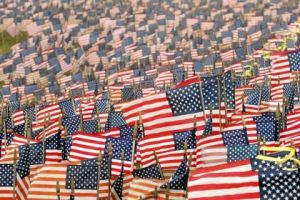 This photo was taken from the Pittsburgh Post-Gazette (http://www.post-gazette.com/stories/life/holiday/awareness-of-flag-day-seems-to-have-flagged-since-911-691637/) taken by  Bob Donaldson of the Post-Gazett.  I chose to post this picture in honor those who serve our country.
