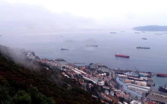 Gibraltar, United Kingtom 074