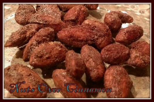 Nuts Over Cinnamon