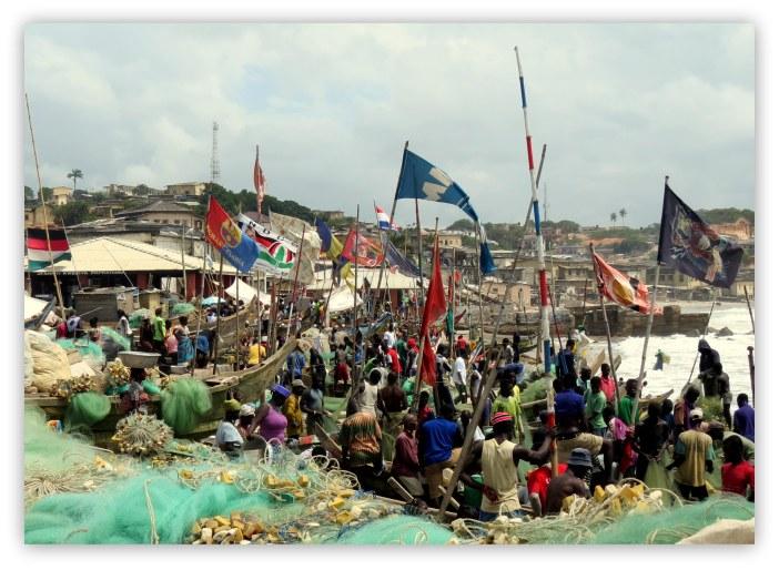 Ghana's Cape